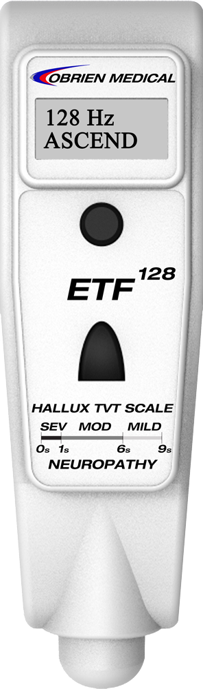 Introducing the ETF128 electronic tuning fork!